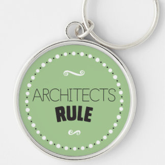 Llavero de la regla de los arquitectos - fondo