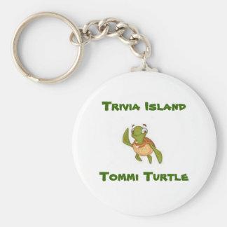 Llavero de la tortuga de Tommi