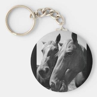 llavero de los caballos