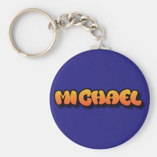 Llavero de Michael