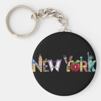 Llavero de Nueva York