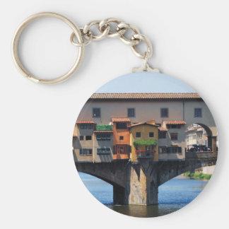 Llavero de Ponte Vecchio