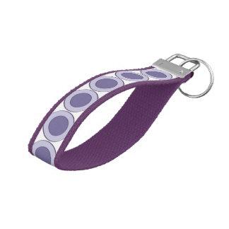 Llavero De Pulsera Puntos de PurpleInLilac