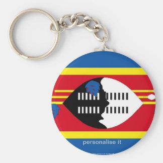 Llavero de Swazilandia