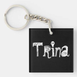 Llavero de Trina