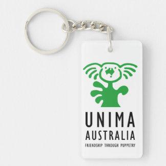 Llavero de UNIMA Australia
