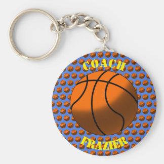 Llavero Llavero del baloncesto