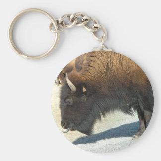 Llavero del búfalo