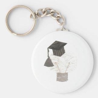 Llavero del bulbo del graduado