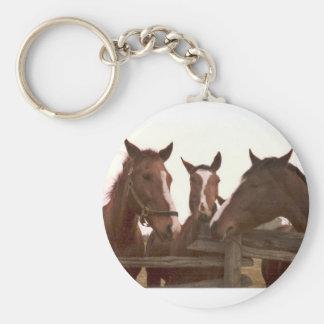 Llavero del caballo