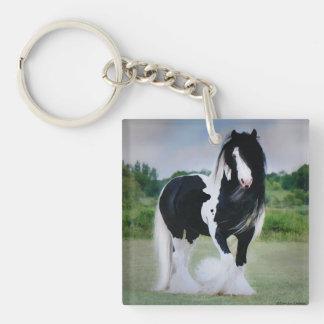 "Llavero del caballo de ""Tessa"""