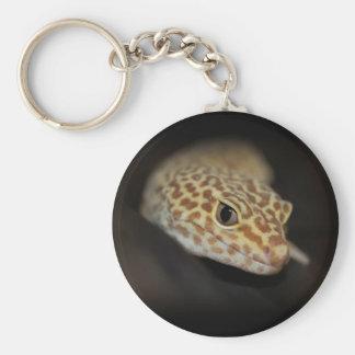 Llavero del Gecko del leopardo