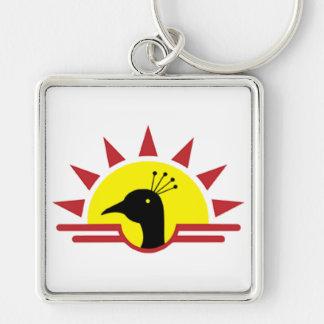 Llavero del logotipo de New México