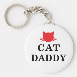 Llavero del papá del gato