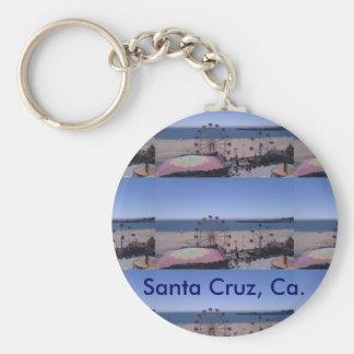 Llavero del paseo marítimo de Santa Cruz