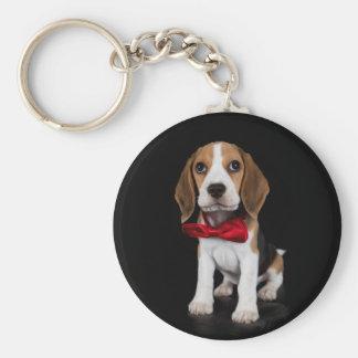 Llavero del perrito del beagle