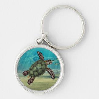 Llavero del premio de la tortuga de mar