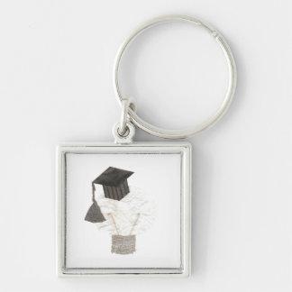 Llavero del premio del bulbo del graduado