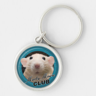 Llavero del premio del club del ratón de Marty