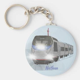 Llavero del tren para los amantes del tren