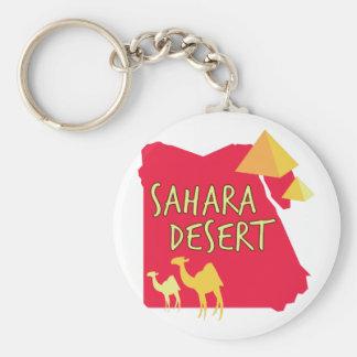 Llavero Desierto del Sáhara