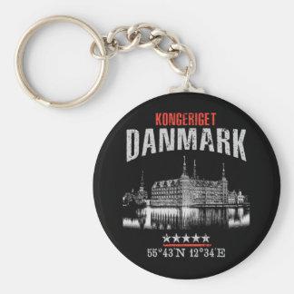 Llavero Dinamarca