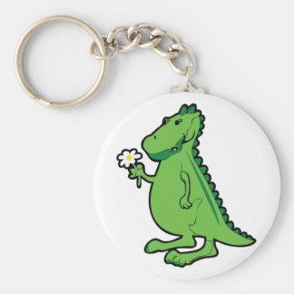 Llavero Dinosaurio del amor