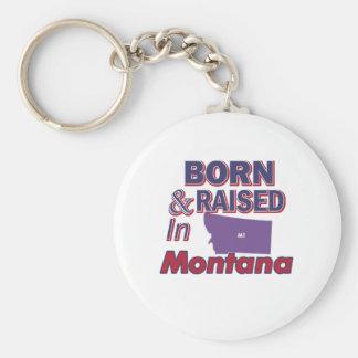 Llavero Diseño de Montana