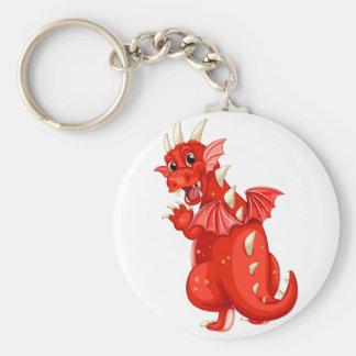 Llavero Dragón