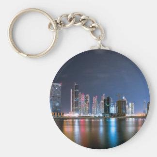 Llavero Dubai céntrico
