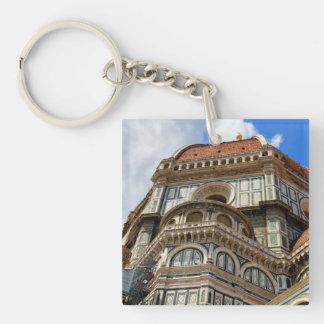 Llavero Duomo, en Florencia, Toscana, Italia