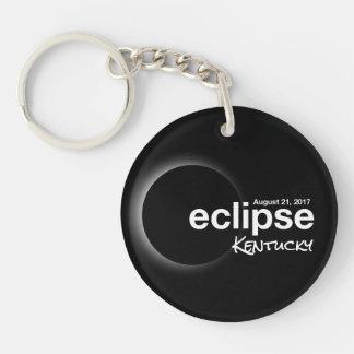 Llavero Eclipse solar total 2017 - Kentucky