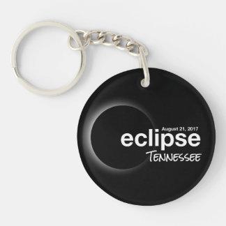 Llavero Eclipse solar total 2017 - Tennessee