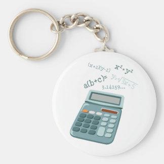 Llavero Ecuaciones de la matemáticas