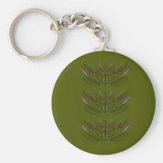Llavero Edición del verde de aceitunas