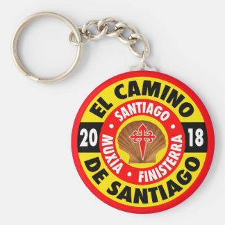 Llavero EL Camino de Santiago 2018