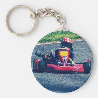 Llavero El competir con de Kart