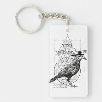Llavero El cuervo