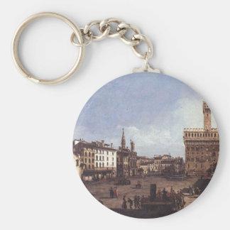 Llavero El della Signoria de la plaza en Florencia por