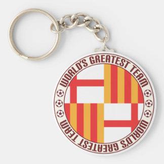Llavero El equipo más grande de Barcelona