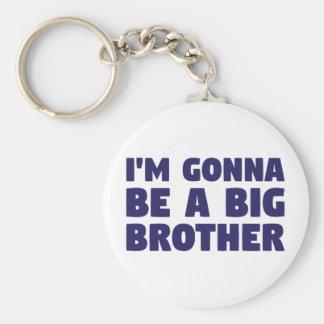 Llavero El ir a ser un hermano mayor