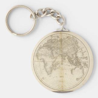 Llavero El mapa más viejo del mundo