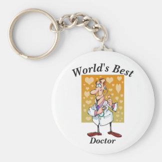 Llavero El mejor doctor del mundo