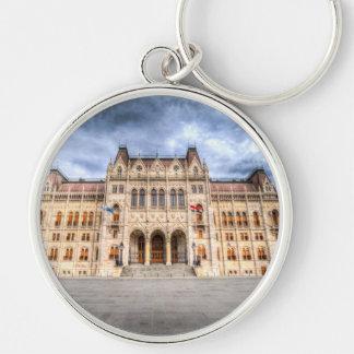 Llavero El parlamento de Budapest