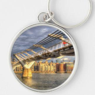 Llavero El puente Londres del milenio