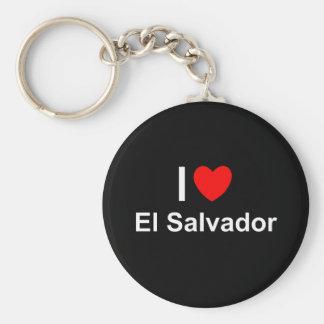 Llavero El Salvador