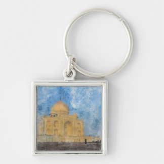 Llavero El Taj Mahal en Agra la India
