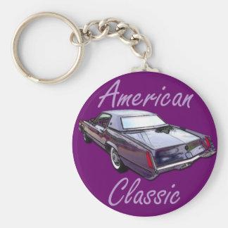 Llavero Eldorado americano 1967 de Cadillac de la obra