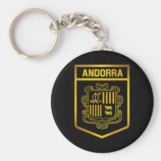 Llavero Emblema de Andorra
