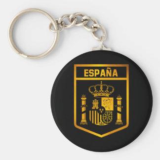 Llavero Emblema de España